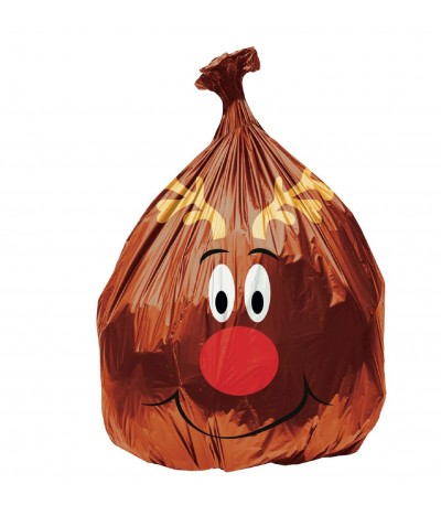 Silvex Sacos Lixo Fun Bag 60L 10un