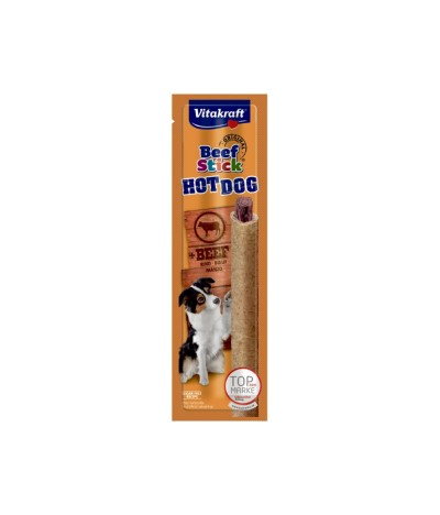 Vitakraft Beef-Stick Hot Dog CÃO 12gr