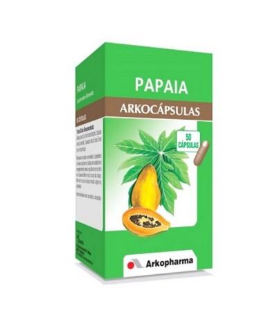 Arkocápsulas Papaia ANTI-CELULITE 50un