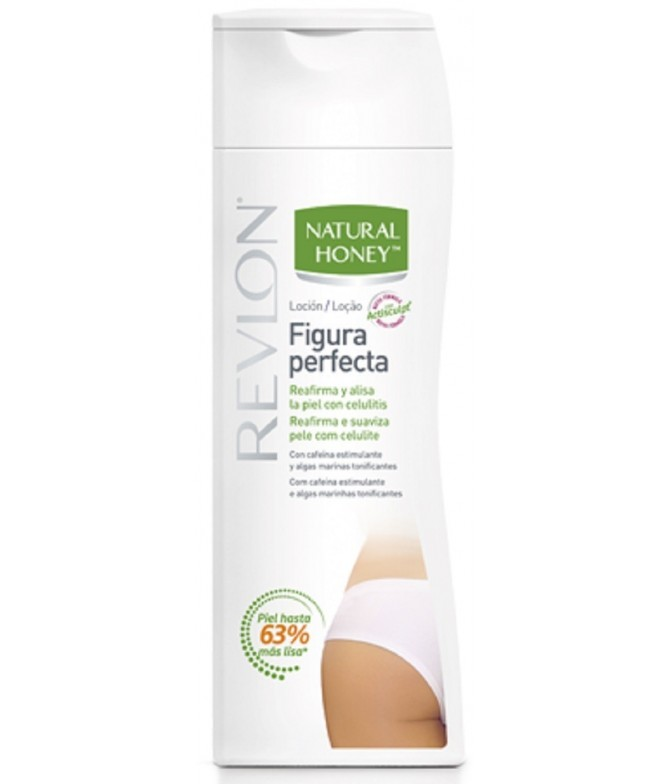 Natural Honey Loción Figura Perfecta 330ml