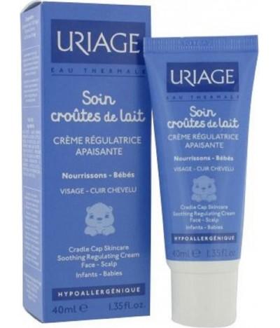 Uriage Bebé Creme Crosta Láctea 40ml