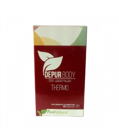 Feel Natural DepurBody Thermo Suplemento 60un