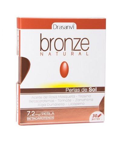 Drasanví Bronceado Natural 30un