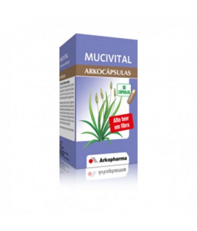 Arkocápsulas Mucivital INTESTINO 50un