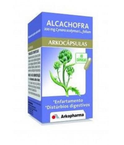 Arkocápsulas Alcachofra 80un