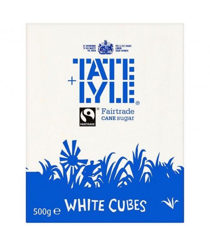 Tate & Lyle Açúcar Branco Cubos 500gr