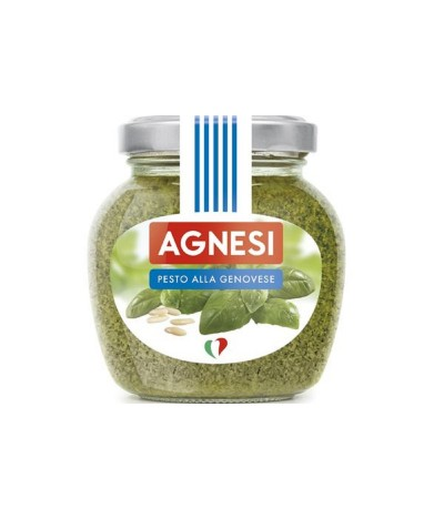 Agnesi Molho Pesto Genovese 185gr