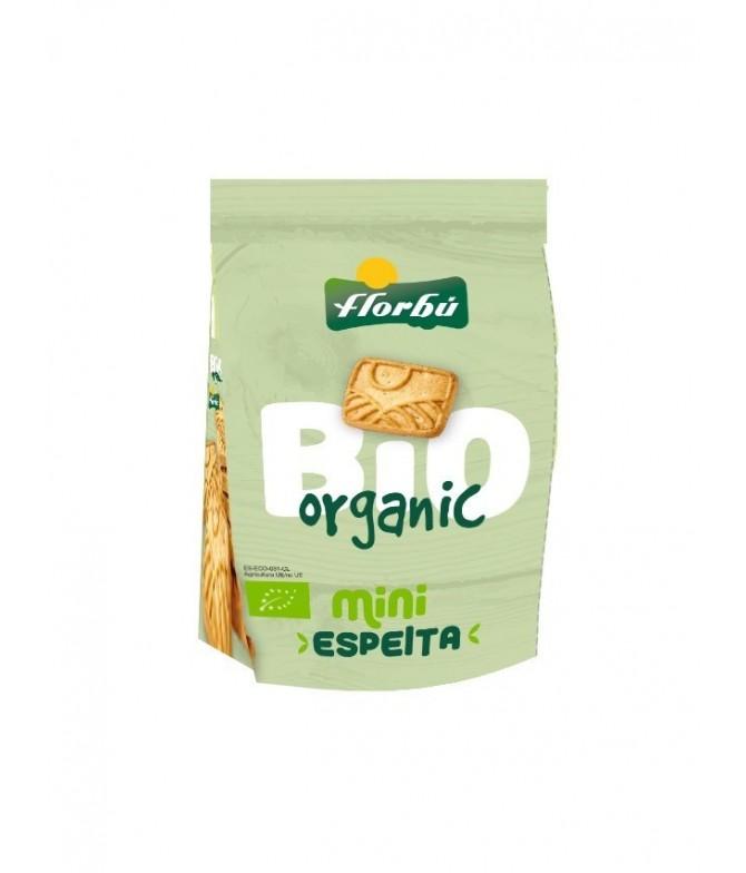 Florbú Bolacha Mini Espelta BIO 100gr