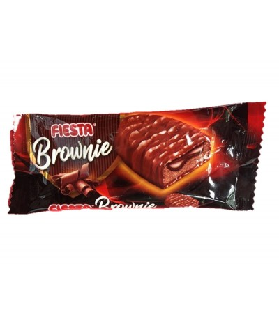 Fiesta Bolo Brownie 40gr