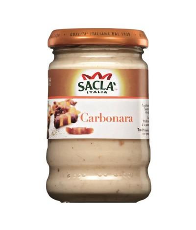 Sacla Molho Carbonara 190gr