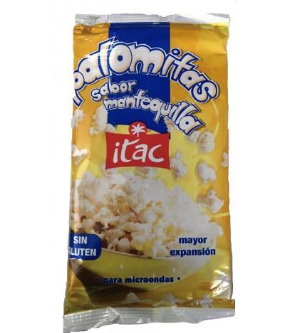 Itac Pipocas Sabor Manteiga 100gr