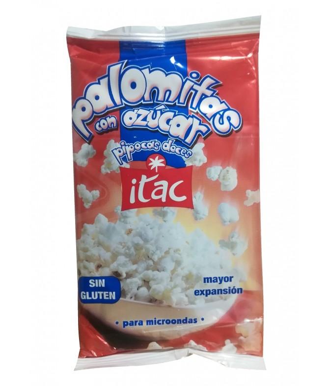 Itac Pipocas Doces 100gr