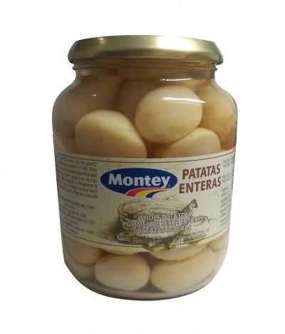 Montey Batatas Inteiras 660gr