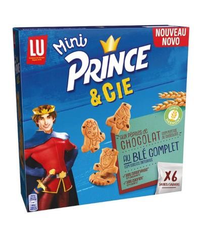 Mini Principe Bolacha Pepitas Choco 147gr