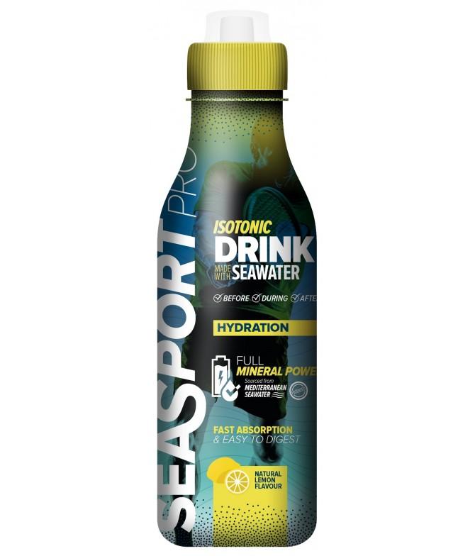Seasport Bebida Isotónica Limão 500ml