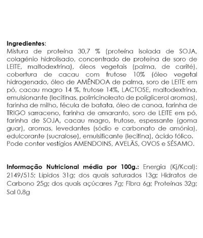 Diese Wafer Proteíca Baunilha 40gr
