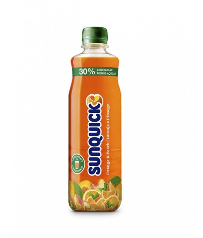 Sunquick Concentrado Laranja & Pêssego 500ml