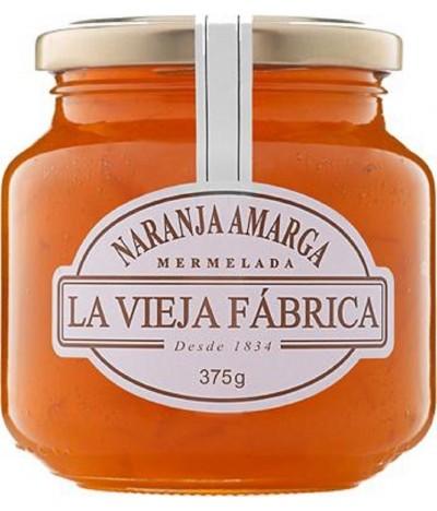 Mermelada de Naranja Amarga La Vieja Fábrica 350gr