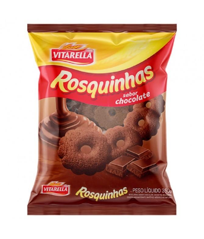 Vitarella Rosquinhas Chocolate 350gr