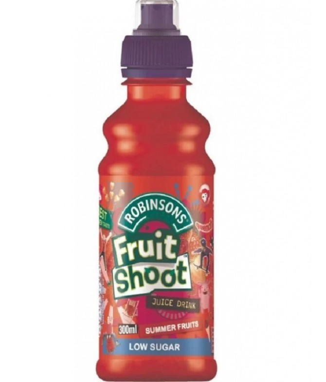 Robinsons Fruit Shoot Summer Fruits 275ml T