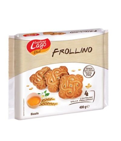 Biscoitos Frollino Elledi
