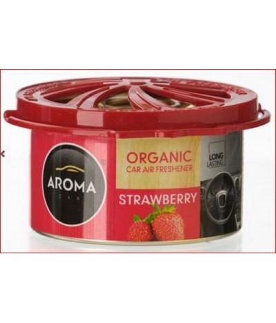 Ambientador Auto Organic Strawberry