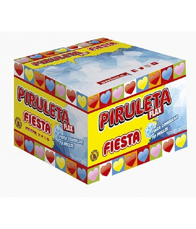 Fiesta PACK Chupa Congelável Cola 30un