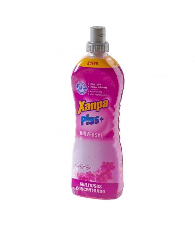 Xanpa Plus Universal Detergente Concentrado 1L