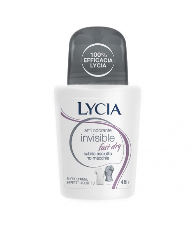 Lycia Deo Roll On Fast Dry 50ml