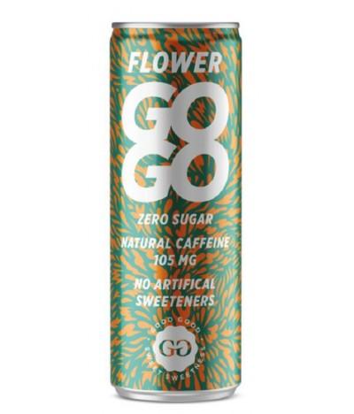 GoGo Bebida Funcional Flower 33cl