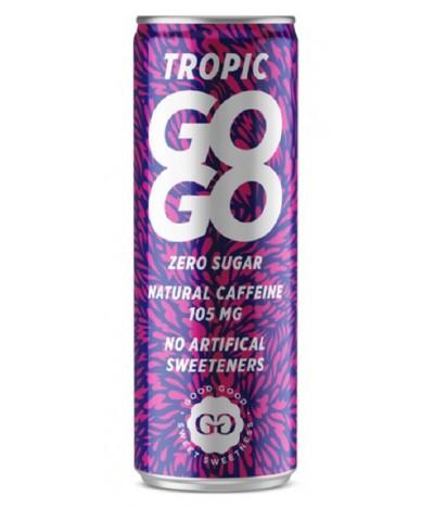 GoGo Bebida Funcional Tropic 33cl