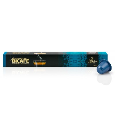 Café Blue 10 cps Compatible Nespresso Bicafé