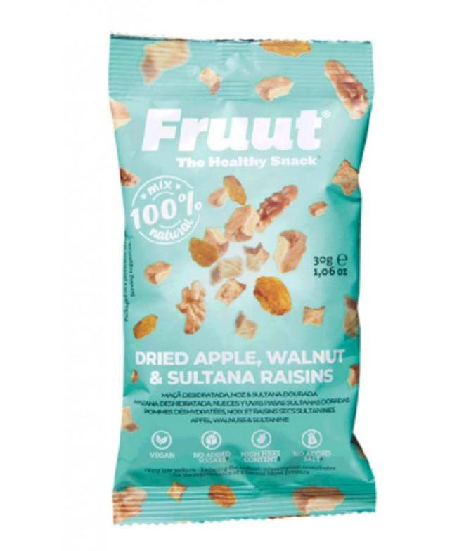 Fruut Snack Maçã, Noz & Sultana 30gr