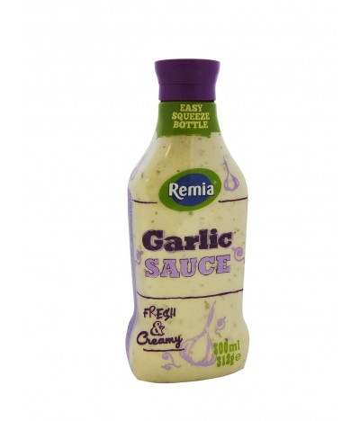 Molho de Alho 300 ml Remia