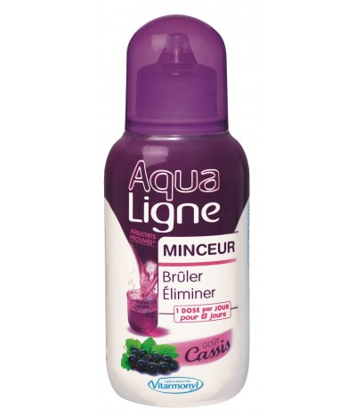 Suplemento Alimentar Queimar Eliminar Aqualigne