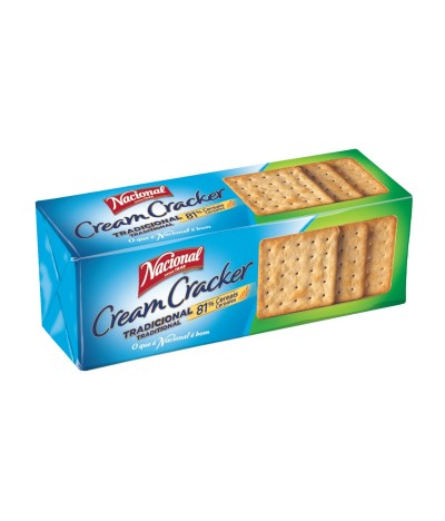 Cream Cracker Nacional