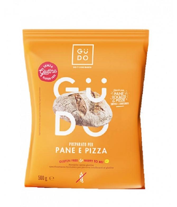 Güdo Preparado Pizza & Pão 500gr