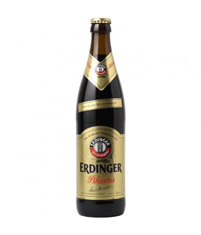Erdinger Pikantus Cerveza Negra 50cl