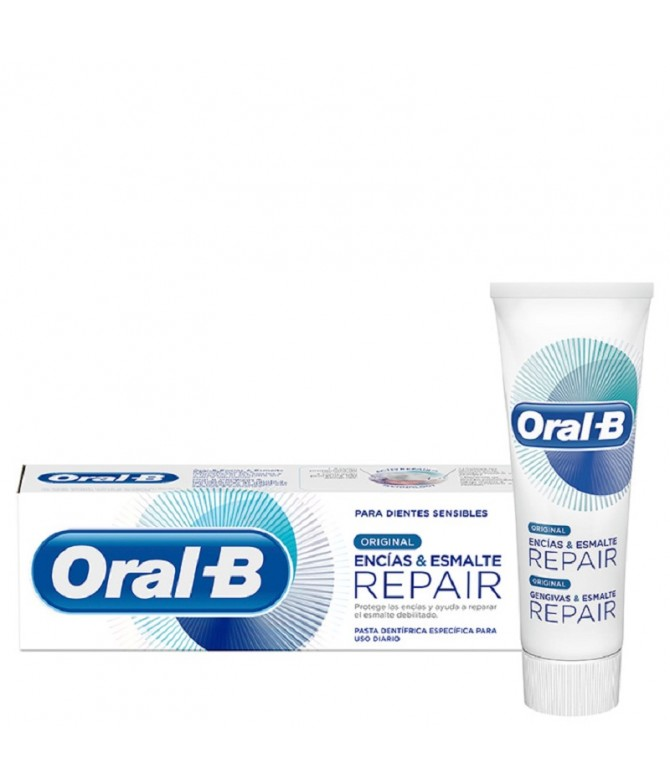 Oral B Pasta DIentes Repair 75 + 25ml