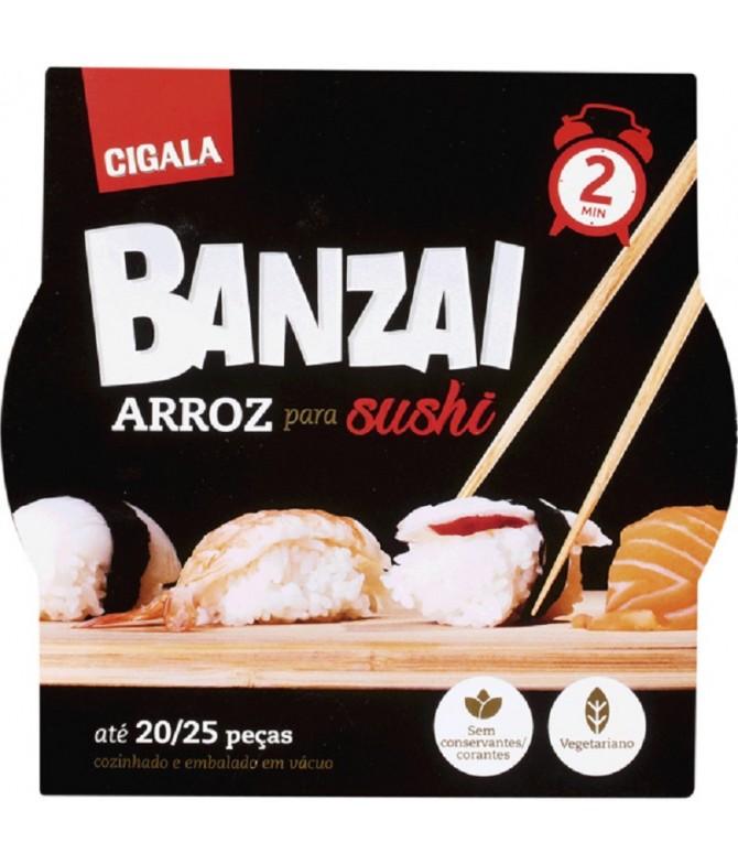 Cigala Arroz Banzai Sushi 400gr T