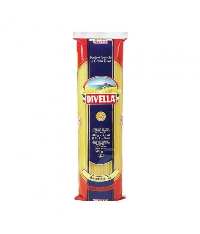 Divella Pasta Bavettine 500gr T
