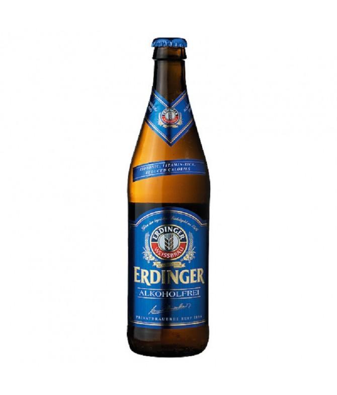 Erdinger Alkoholfrei Cerveza Sin Alcohol 50cl T