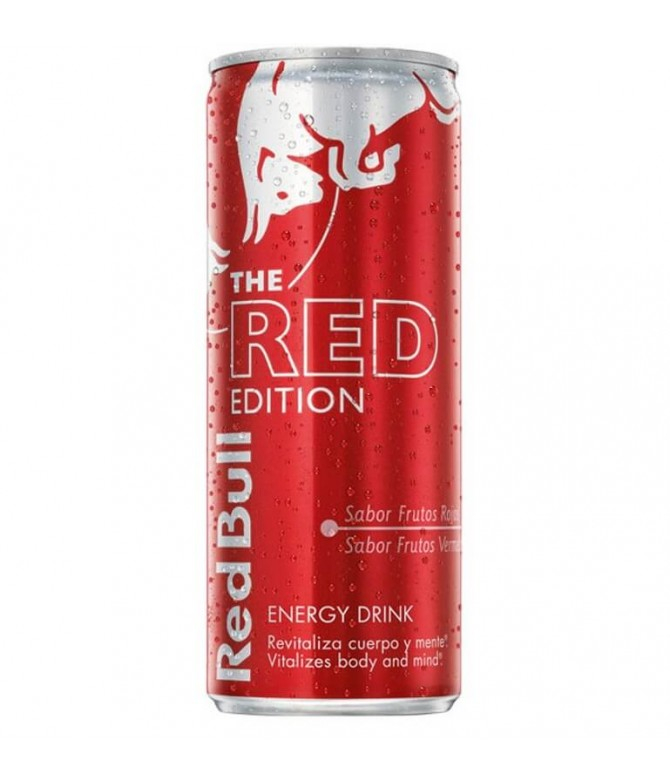 Red Bull The Red Edition 250ml