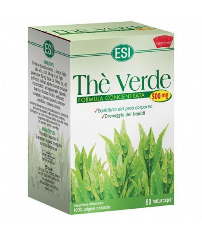 ESI Thè Verde DRENANTE 60un