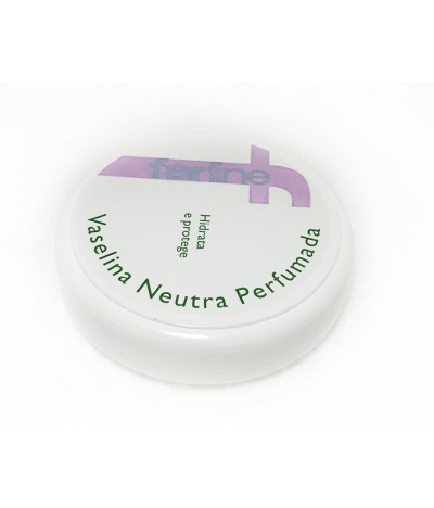 Vaselina Neutra Perfumada 25 ml Farline