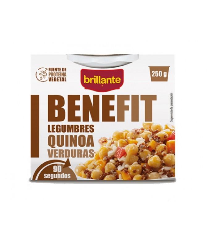 Cigala Arroz Legumes Quinoa & Verduras 250gr