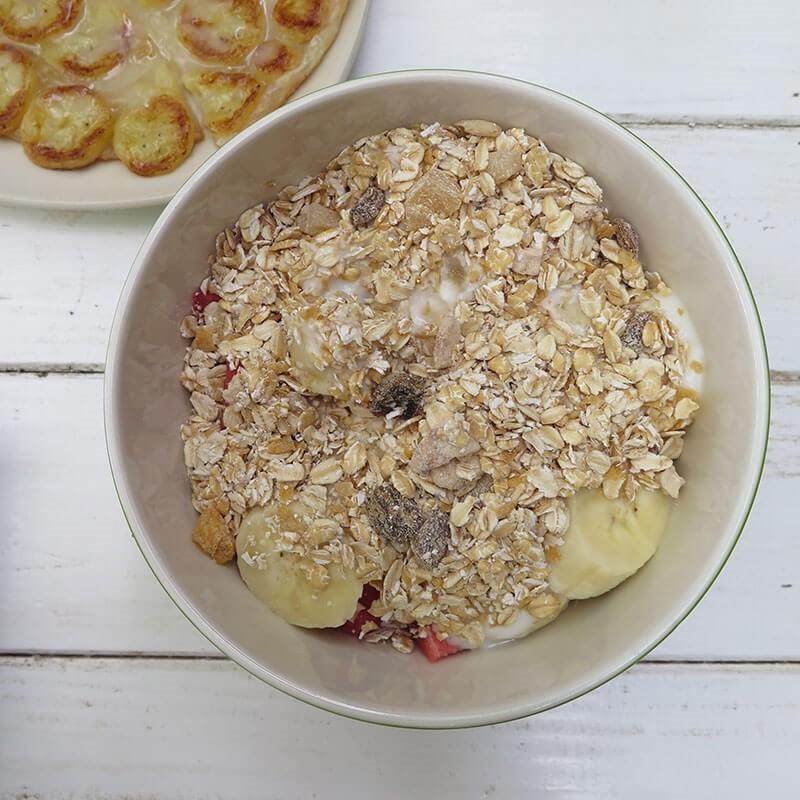 Desayuno & Merienda