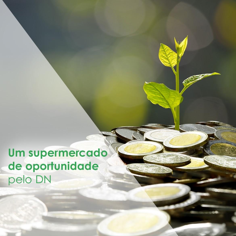 Um supermercado de oportunidade, pelo Diário de Notícias
